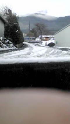 今年二度目の雪\xF8「