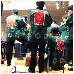 縁ジェリスト日記457〜お神楽